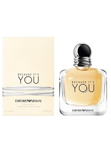 Emporio Armani Emporio Because its You Edp 50 Ml Kadın Parfüm Renksiz